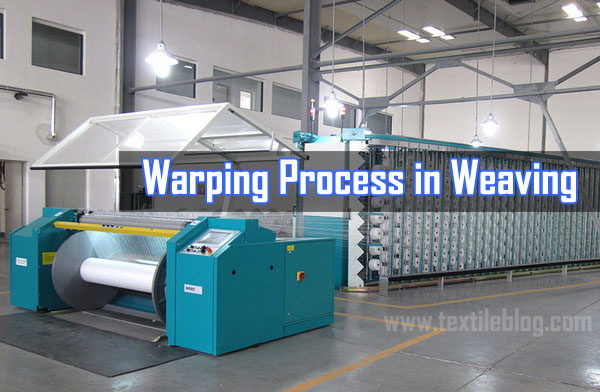 Beam warping machine