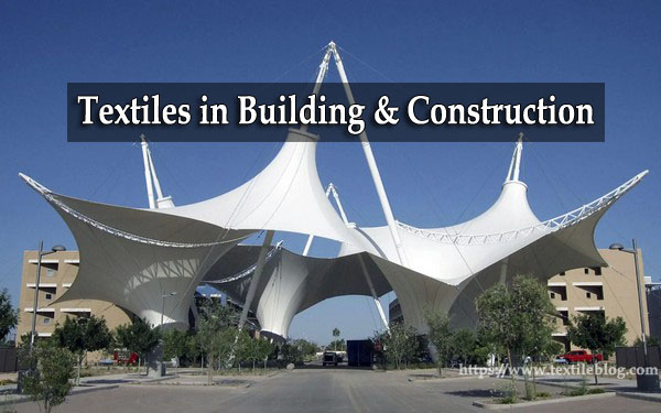 textiles in building and construction