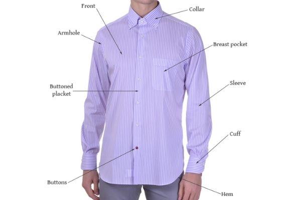 fabric consumption of shirt