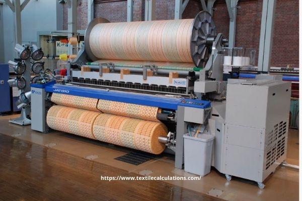 Calculation of Weaving Loom Efficiency