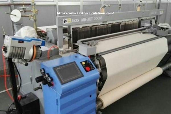 Loom Speed Calculation in Weaving Formulas & Examples