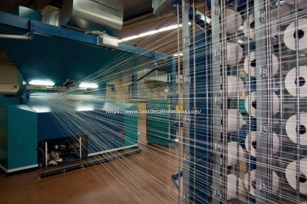 Calculate Warping Plan in Weaving