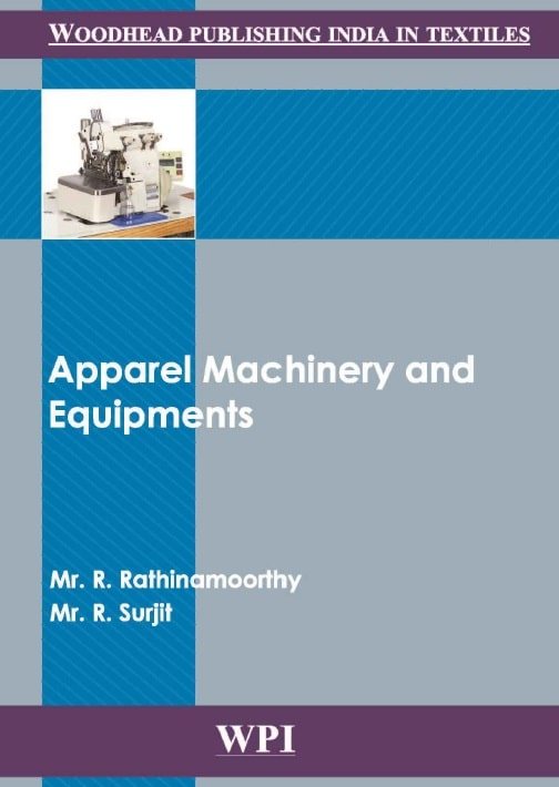 Apparel Machinery and Equipments