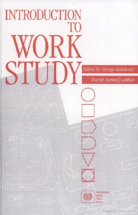 Introduction to Work Study, Fourth (Revised) Edition