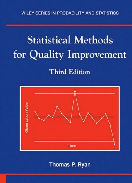Statistical methods for quality improvement