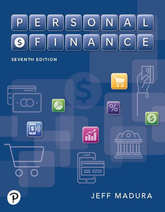 Personal Finance, Seventh Edition PDF by Jeff Madura
