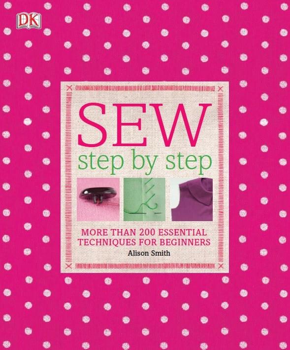 Sew Step by Step DK Publishing