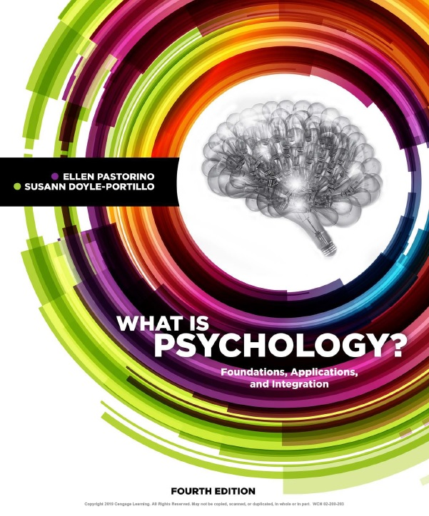 What is Psychology_ Foundations, Applications, and Integration