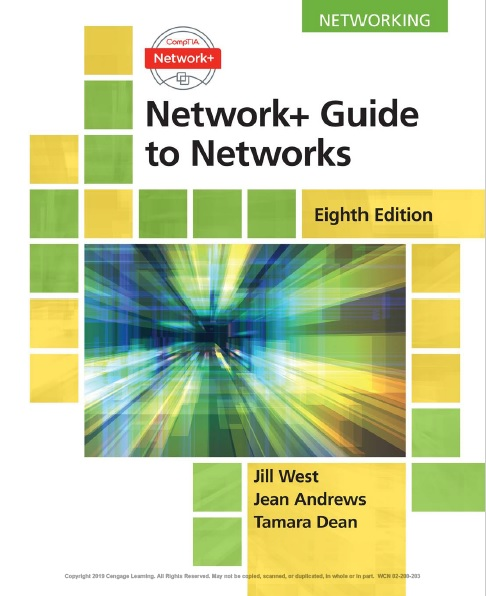 Network+ Guide to Networks 8th Edition