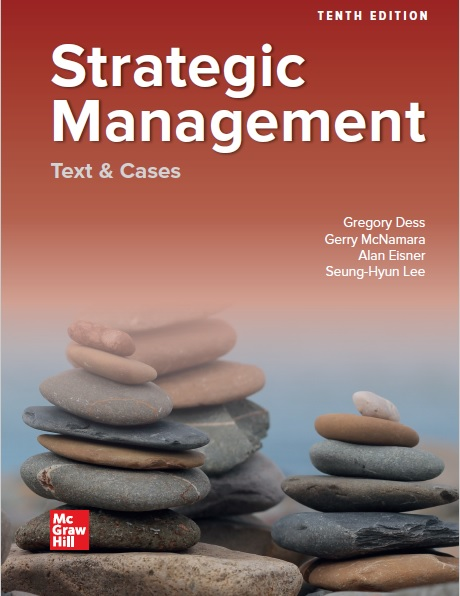 Strategic Management 10th edition