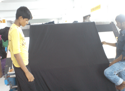 Fabric Inspection in RMG Industry