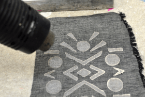 Discharge Printing in textile