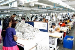 Output Section in Garments Industry