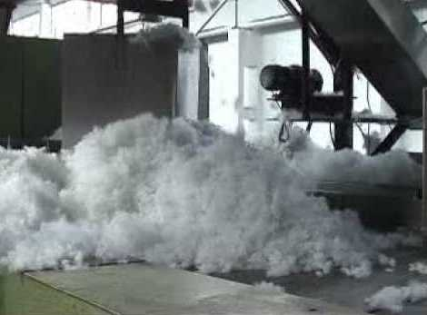 Polyester Fiber Production