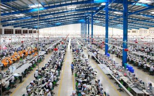 IE Department in Garment Industry
