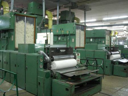 Blow Room Line for Low Grade Cotton
