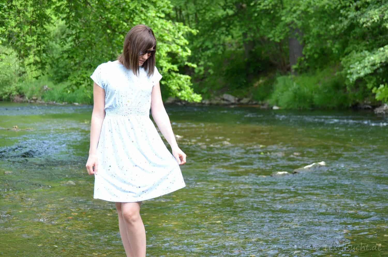 Schnittmuster Kleid: Federleicht Basisschnitt Sommerkleid - Bild 4
