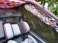 Schnittmuster Sonnenschutz Fahrradanhänger - Bild 34