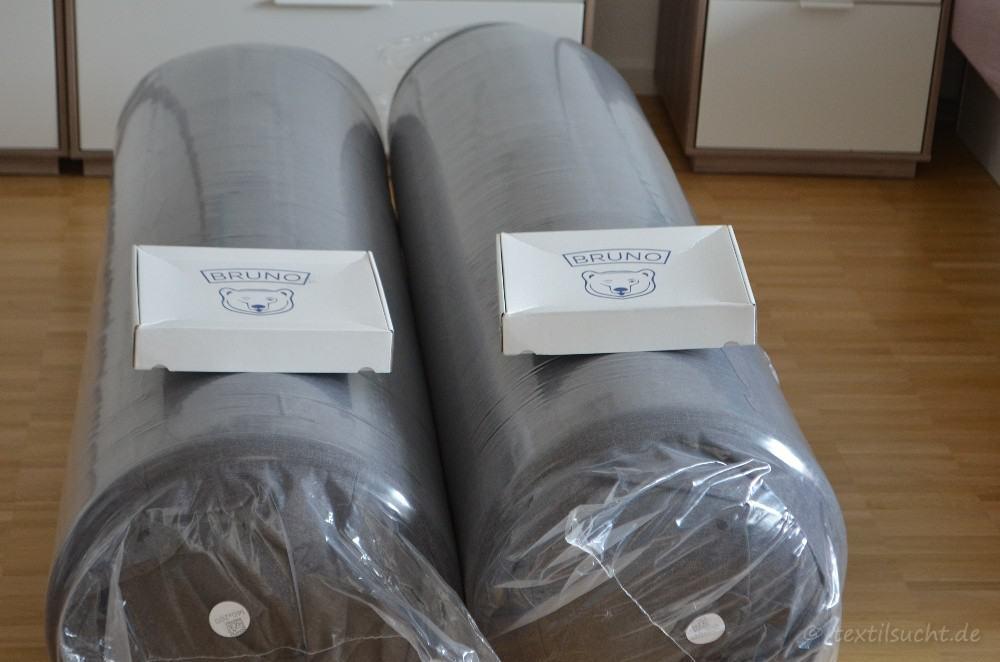 Eine neue Bettumrandung für unser XXL-Hausbett - Bild 5 | textilsucht.de