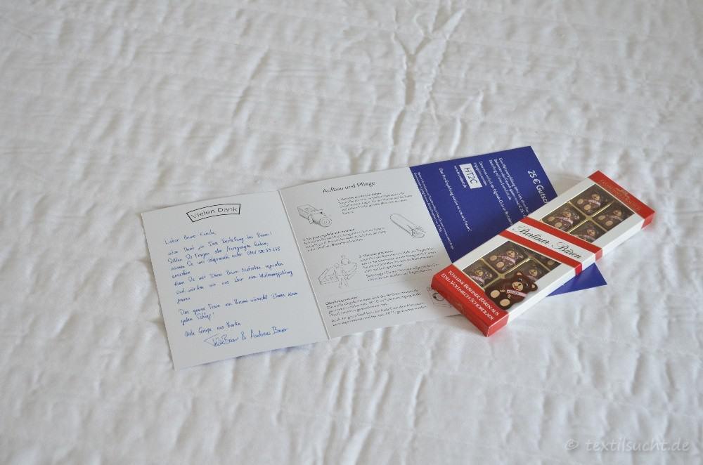Eine neue Bettumrandung für unser XXL-Hausbett - Bild 6 | textilsucht.de