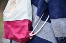 Turnbeutel Rucksack nähen mit colARTex® - Bild 3 | textilsucht.de