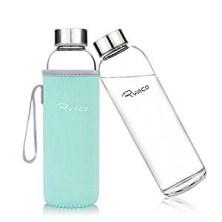 Glasflasche Trinkflasche