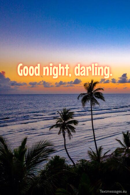 50 good night messages