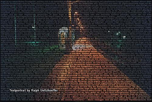 S-Bahn, Ralph Ueltzhoeffer Textportrait