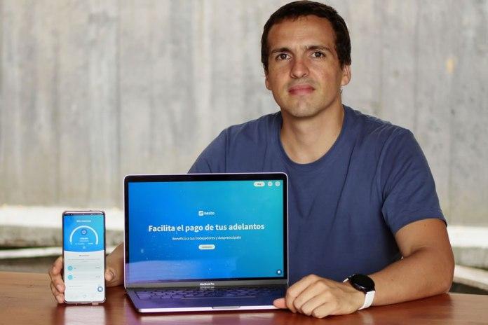 Andrés Munita, Director Ejecutivo de Nesto