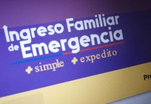 IFE Ingreso Familiar de Emergencia