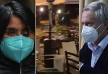 Kast culpó a Fabiola Campillai por destrozos en Barrio Lastarria