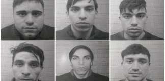 Los 6 reos que se fugaron del Complejo Penitenciario de Valparaíso