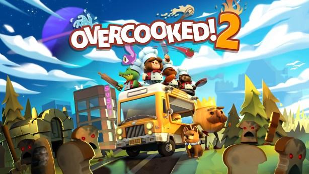 Overcooked 2 es un videojuego ideal para jugar con hijos