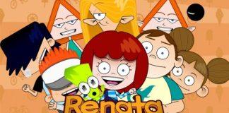 Renata está nominada en el festival ComKids