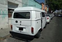 Una van para viajar
