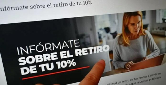 Desde EEUU las aseguradoras presionan para que no se apruebe un cuarto retiro