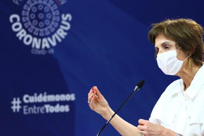 La subsecretaria de Salud Pública Paula Daza dijo que el 23 de agosto sería anunciado el plan