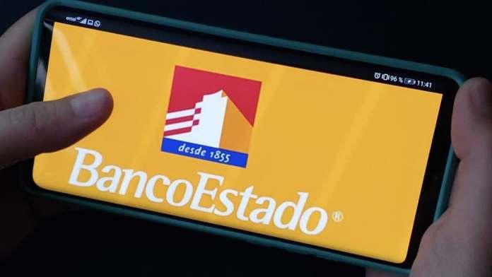 Necesitas descargar la app del Banco Estado para completar los pasos de la solicitud de la tarjeta