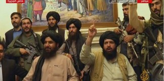 Talibanes se tomaron el poder en Afganistán tras retirada de EEUU