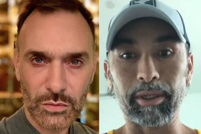 Continúa la pelea por redes sociales entre Jordi Castell y Marcelo Ríos