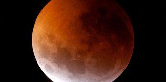 El próximo eclipse lunar podrá ser visto desde todo Chile