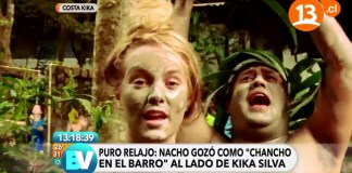 En el programa de JC Rodríguez Nacho Pop se refirió a la foto en la que Kika Silva lo cortó