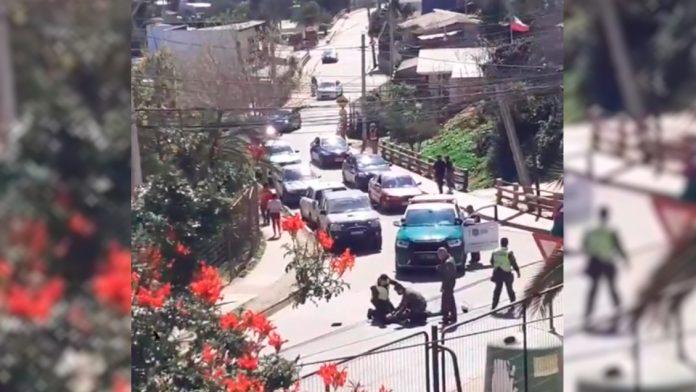 Haitiano encontró la muerte en manos de Carabineros de Chile