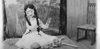 """Imagen del cortometraje animado chileno """"Los Huesos"""", premiado en el Festival de Venecia."""