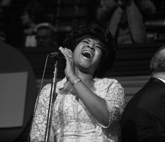 La canción Respect de Aretha Franklin es la mejor de la histora según Rolling Stone