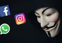 Anonymous whatsapp facebook