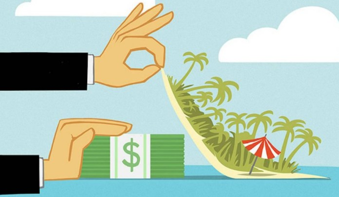 La revista Forbes dio cuenta de los costos asociados a una sociedad en un paraíso fiscal