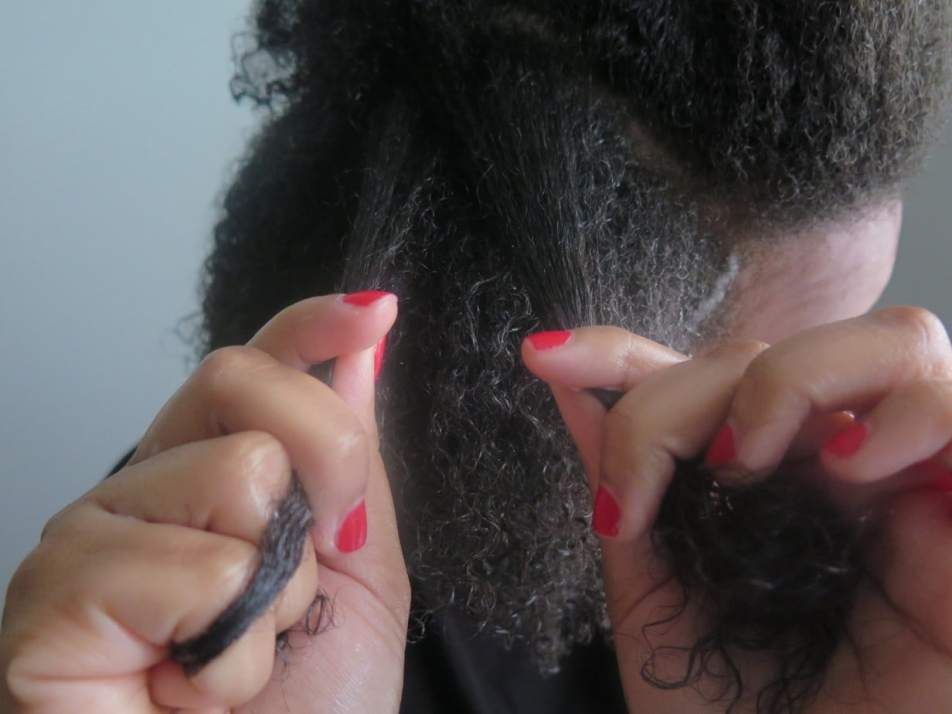 The Secret to a Perfect Perm Rod Set on Natural Hair