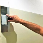 How to fix walls with a skim coat