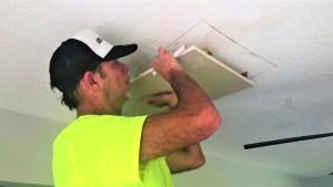 Drywall Trick for Repairs
